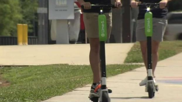 [LA] More Companies Are Bringing Scooters to LA