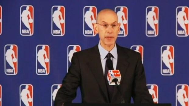 [LA] NBA Commissioner Announces Donald Sterling Ban