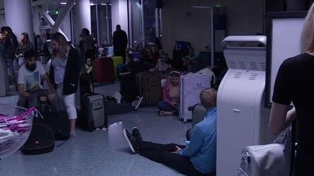 NBC4 I-Team Goes Inside LAX's Emergency Operation Center