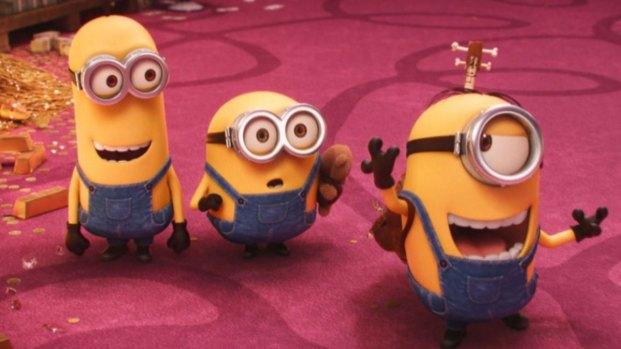 'It's a Delightful Thing': Jon Hamm Talks 'Minions'