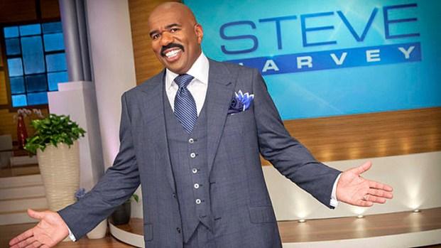 [NBCAH] Steve Harvey On Striving For Oprah Winfrey Like Success