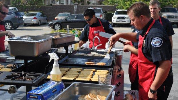 Pancake Breakfast Raises $$ for Yarnell Firefighters