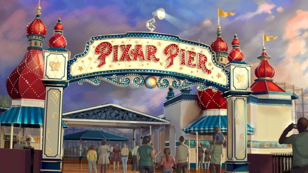 Incredibly Exciting: Pixar Pier's Opening Date Announced