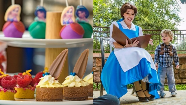 Disney Princess Breakfast Debuts at the Grand Californian