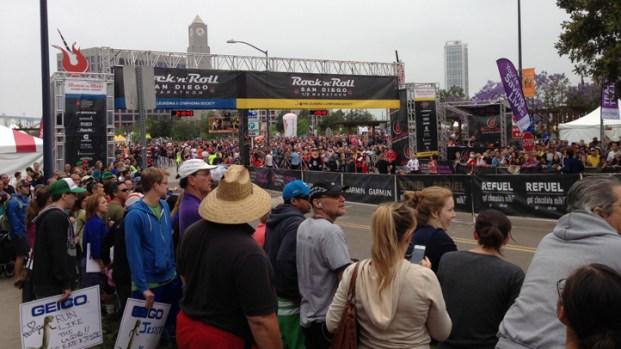 2013 Rock 'n' Roll San Diego Marathon