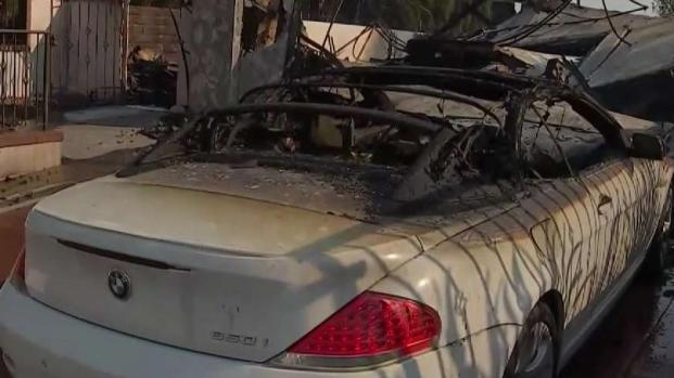 [LA] Resident Describes Destruction in Porter Ranch Neighborhood