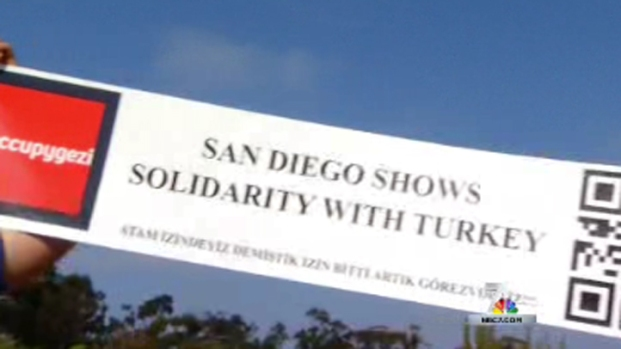 [DGO] San Diegan Caught in Violence in Turkey