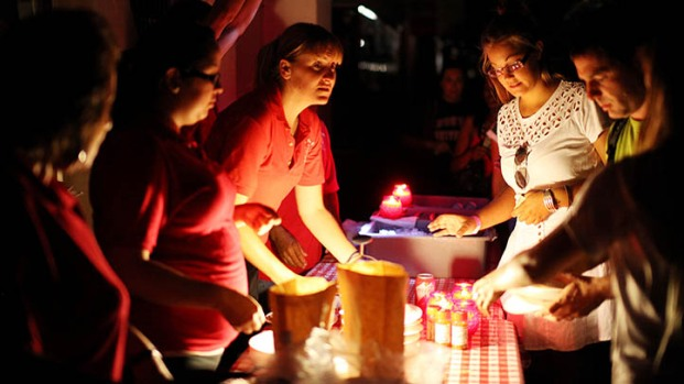 Dramatic Photos: Southland Blackout