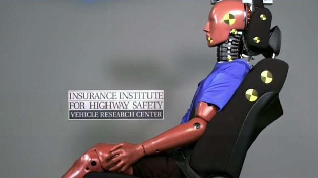 [LA] Safety Concerns About Chrysler Headrest Feature