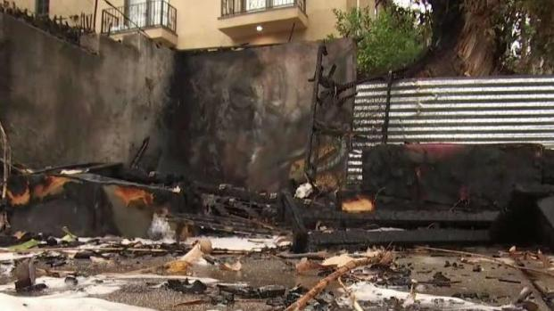 [LA] String of Fires Being Investigated as Arson