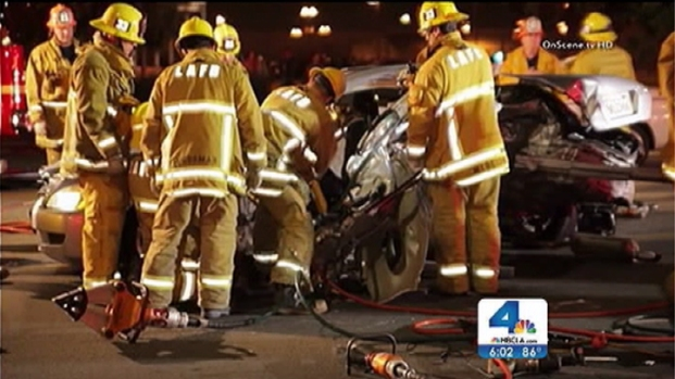 [LA] Police Seek Hit-and-Run Driver Involved in Fatal Collision