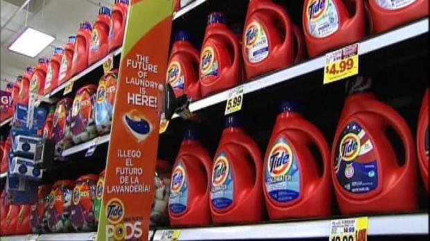 [LA] Grime Wave: Thieves Target Laundry Detergent