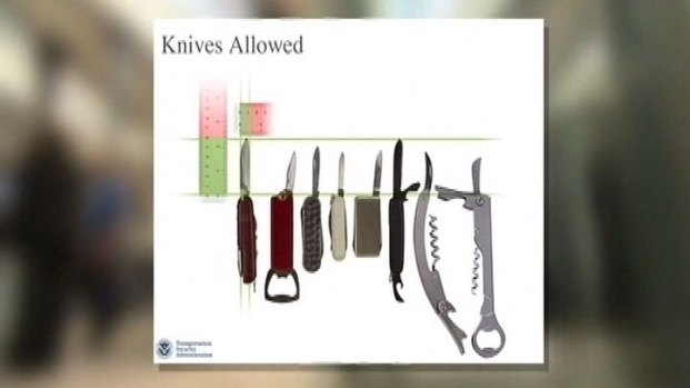 [CHI] Travelers Concerned With Knives on Planes