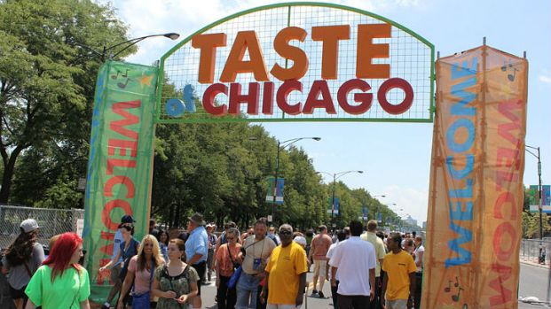 2013 Taste of Chicago By The Numbers