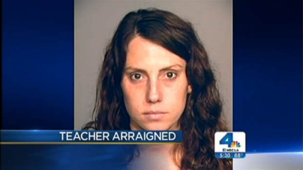 [LA] Redlands Teacher Pleads Not Guilty to Unlawful Sex Charges