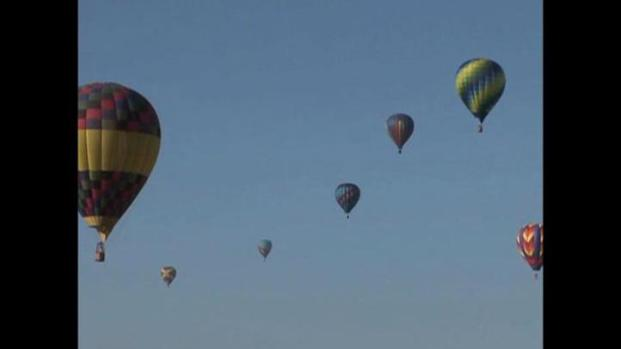 [LA] Raw Video: Temecula Balloon Fest