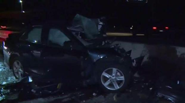 La Two People Dead After Wrong Way Crash On 118 Freeway
