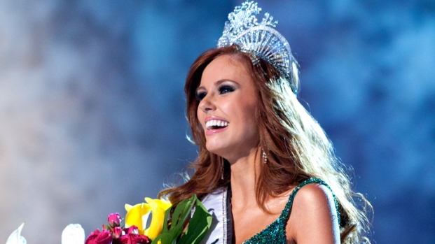 [NATL] Controversial Cali Girl Crowned Miss USA 2011