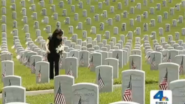 [LA] LA National Cemetery Running Out of Room