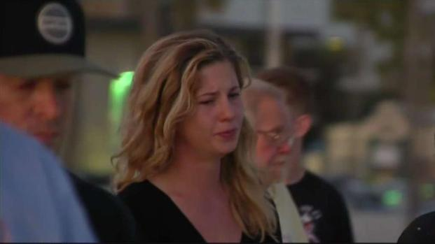 [LA] Mourners Pay Respects to Victims in Scuba Boat Tragedy