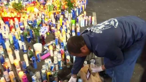[LA] Volunteers Restore Nipsey Hussle Memorial