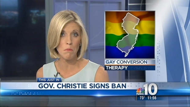[PHI] Christie Signs Conversion Therapy Ban