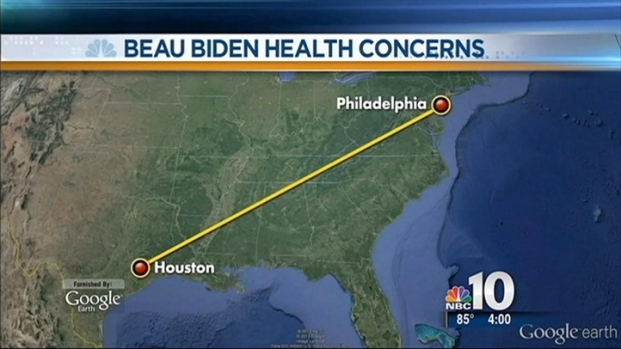 [PHI] Beau Biden's Health Concerns