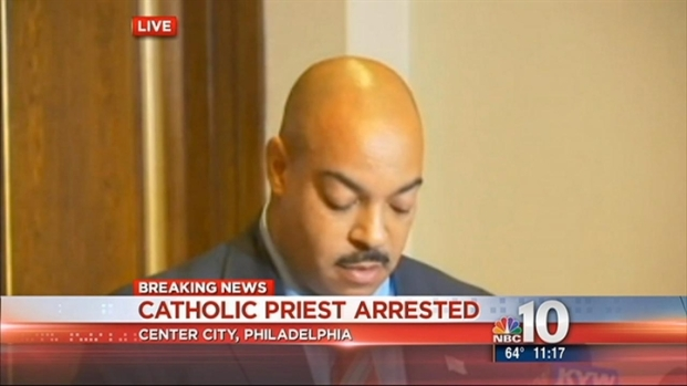 [PHI] Priest Arrested for Abusing Altar Boy in Northeast Philly: DA