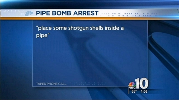 [PHI] Federal Officials Investigate Pipe Bomb Threat