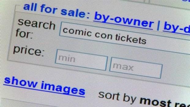 [DGO] Comic-Con Con Artists