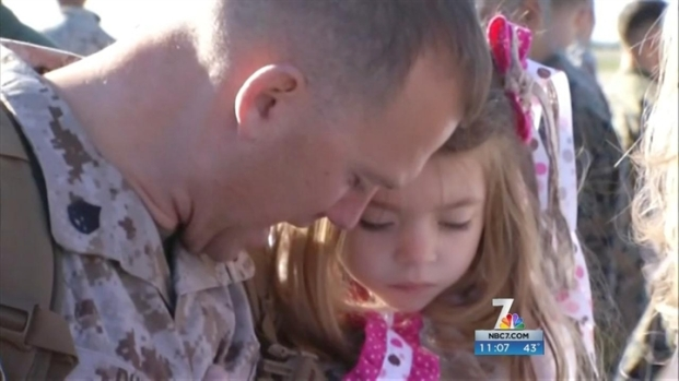 [DGO] Marines Welcomed Home