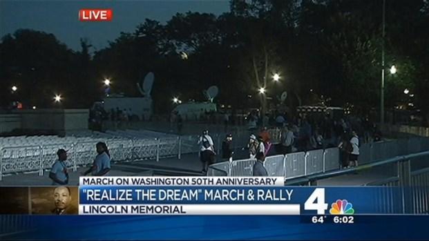 [DC] Participants Celebrate, Honor, Protest
