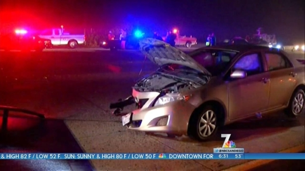 [DGO] Cars Collide on I-805