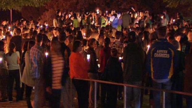 [LA] High School Candlelight Vigil