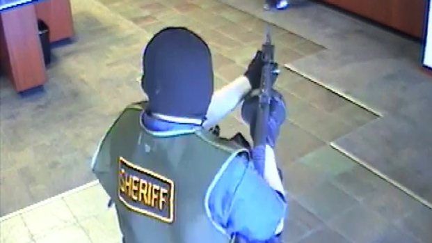 "[PHOTOS]""AK-47 Bandit"" Wanted in Slew of California Bank Heists"