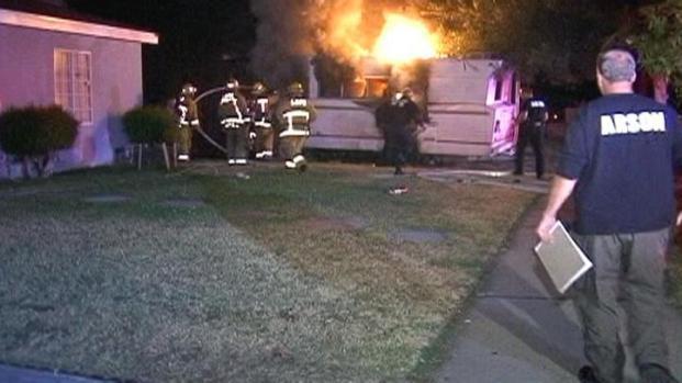 [LA] NoHo Arson Investigation: One in Custody