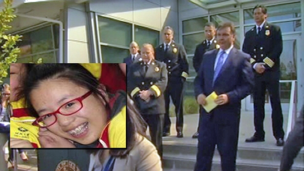 [BAY] RAW VIDEO: Coroner, Fire Chief Comment on Asiana Autopsy Report