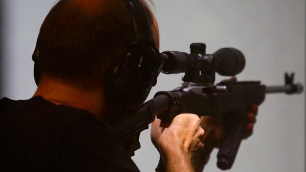 """[NEWSC] Gun Law Battle """"Difficult"""""""