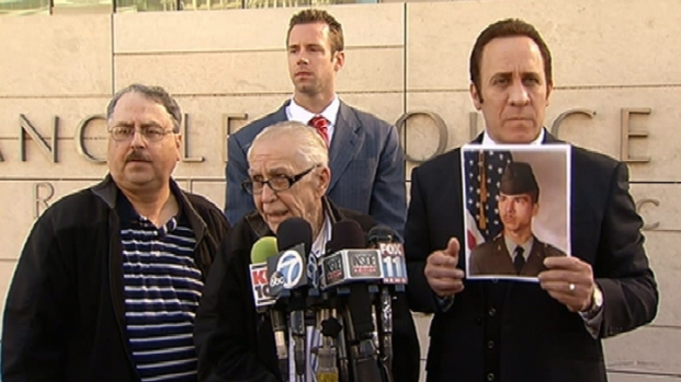 [LA] Family of Veteran Killed by Police Files Lawsuit