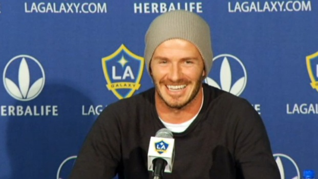 [LA] Hold That Call, David Beckham is Talking About the MLS Cup