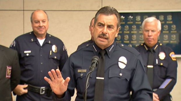 [LA] LAPD Chief Defends Email Ordering Arrests