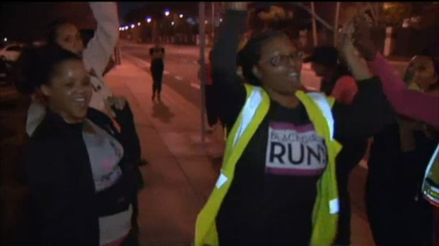 """[LA] Life Connected: """"Black Girls Run"""" Gives Women Healthy Goals"""