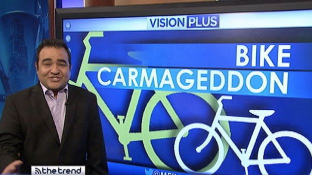 [LA] The Trend: Bike Carmageddon Group Rides