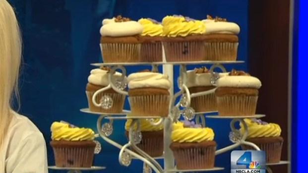 "[LA] Official Breeder's Cupcake Sneak Peak on ""Today in LA"""