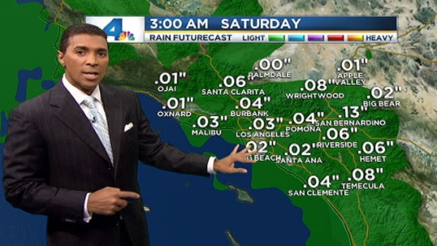 [LA] Weather Forecast: Friday, May 25, 2012