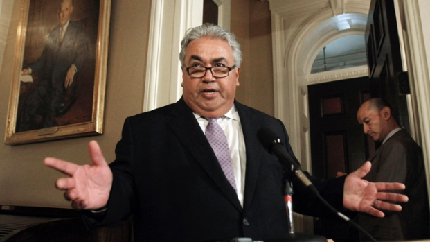 [LA] CA Sen. Ron Calderon Indicted in Corruption Scandal