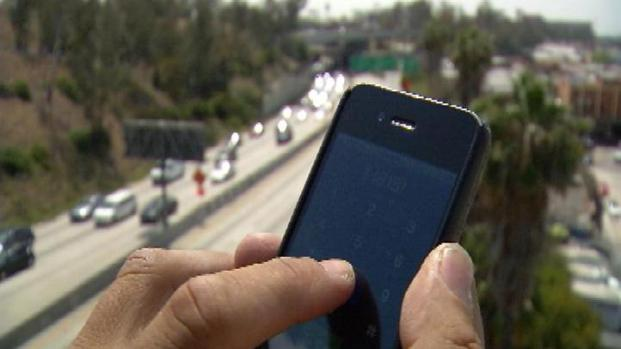 [LA] Get Garcia: Uncovering Spotty Cell Phone Coverage in LA