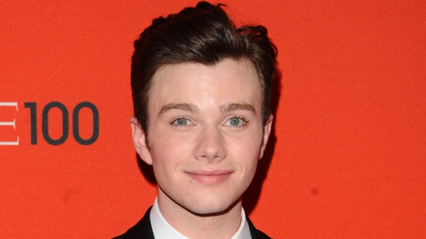 """[NATL] Chris Colfer on Shooting """"Glee"""" in NYC: """"It's Been Crazy"""""""