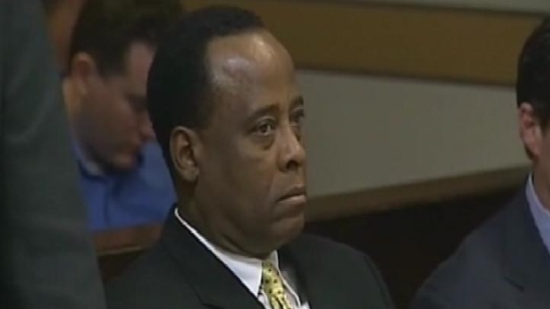 [LA] Conrad Murray Defense Wants Jury Sequestered From Nancy Grace