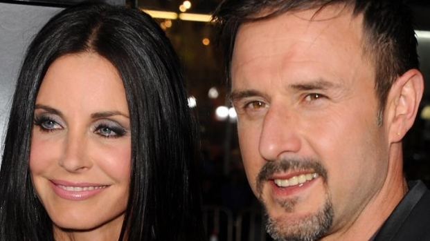 "[NATL] David Arquette and Courteney Cox: ""We Love Each Other"""